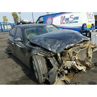 2012 Bmw 328I roll over damage for parts