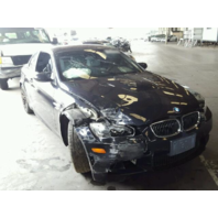 2008 Bmw M3 Convertible blue damaged right front for parts