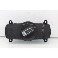 Headlight Headlamp Switch 2010 Bmw 750Li Sedan F01 4-Door 4.4 V8 61319204068