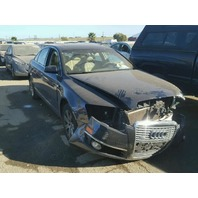 2005 Audi A6 damaged front 3.2 quattro automatic for parts