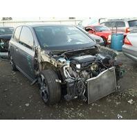 2011 Volkswagen Gti 2 door grey damaged front for parts