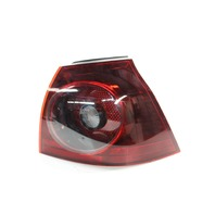 2006 2007 2008 2009 Volkswagen Golf Rabit Right Outer Aftermarket Tail Light