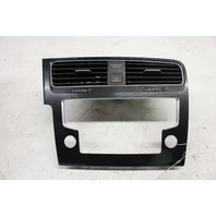 2015 Volkswagen GTI S Center Dashboard Air Vent