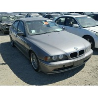 2002 Bmw 530I grey mechanical damage for parts