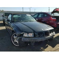 1999 Bmw M3 convertible black for parts