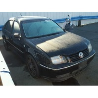 2005 Volkswagen Jetta GLI black for parts