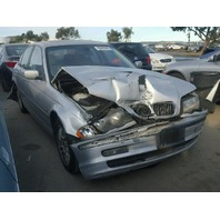 2000 Bmw 328i silver for parts