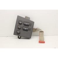 Passenger Right Seat A/C Heated Memory Switch Panel 2006 Bmw 750Li Sedan E65 4-Door 4.8 V8 Gas 61316918407