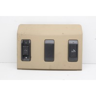 Sun Roof Switch Panel 2006 Bmw 750Li Sedan E65 4-Door 4.8 V8 Gas 61316941978