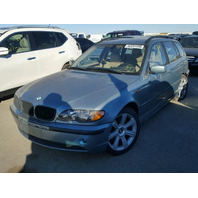 2003 Bmw 325I 2.5 Wagon Damaged Left Rear