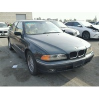 2000 BMW 528i Sedan Green For Parts