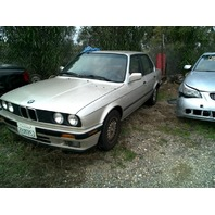 1990 BMW 325i 2.5 Sedan Me Damage for Parts 17035