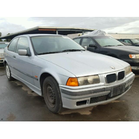 1997 BMW 318TI Silver Coupe 1.9L Damage Mechanical  For Parts