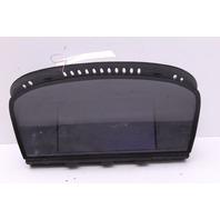 2006 Bmw 525i Sedan E60 4-Door 3.0 Gas Navigation Info Display 65829111268