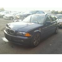 2001 BMW 325i Wagon Damaged Right Front