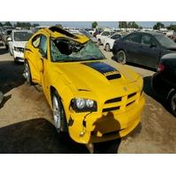 2007 Dodge Charger Superbee Damaged Roof