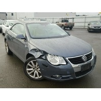 2007 Volkswagen EOS 2.0 grey damage right front for parts