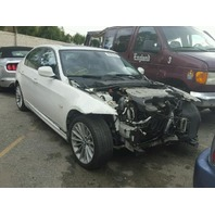 2011 Bmw 335i diesel white hit front for parts