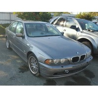 2002 530I BMW SDN 4DR/GREY FOR PARTS
