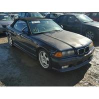 1998 33 BMW  FOR PARTS  CONV 2DR/PURPLE