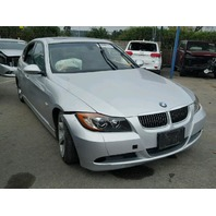 2006 330CI BMW SDN 4DR/ SILVER FOR PARTS