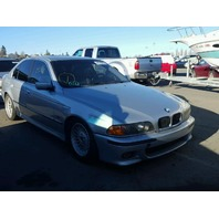 1998 540I BMW SDN 4DR/SILVER  FOR PARTS