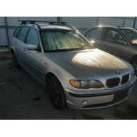 2003 325I BMW WGN 4DR/SILVER FOR PARTS