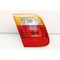 Left Driver Inner Tail Lamp Light 2002 BMW 330xi Sedan E46 4-Door 3.0