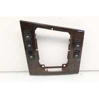 Shifter Bezel Trim Master Window Switch 2002 BMW 330xi Sedan E46 4-Door 3.0