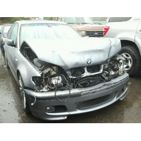 2004 Bmw 330Ci 4dr grey hit front for parts