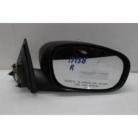 2009 CHRYSLER 300 Passenger Right Side View Door Mirror 04805980