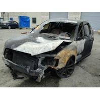 2012 A3 AUDI HTBAK 4DR/BLACK FRONT DAMAGE FOR PARTS
