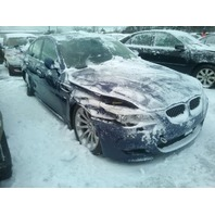 2006 M5 BMW SDN 4DR/BLUE FRONT DAMAGE FOR PARTS