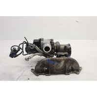 2015 Fiat 500 1.4 Abarth Convertible Turbocharger 04892938AF