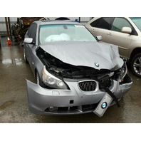 2007 550I BMW SDN 4DR/GREY FRONT DAMAG FOR PARTS