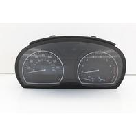 Speedometer Instrument Cluster 2005 Bmw X3 Sport Utility E83 2.5i 4-Door 2.5 Gas 62113414378