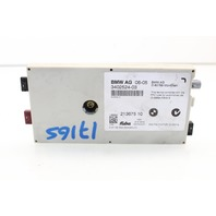 Antenna Amplifier Module 2005 BMW X3 Sport Utility E83 2.5i 4-Door 2.5