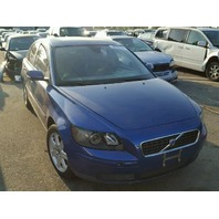 2006 VOLVO S40 SDN 4DR/BLUE FOR PARTS