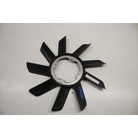 BMW 318 325e 325i 525i 528e M3 Z3 Engine Cooling Fan Blade 11521723363, 1719175