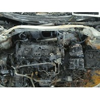 2008 EOS VOLKSWAGEN CONV 2DR/GREY FRONT FIRE DAMAGED FOR PARTS