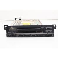 2004 Bmw 325Ci Coupe E46 2-Door 2.5 Gas AM FM CD Radio Tuner 65126941505