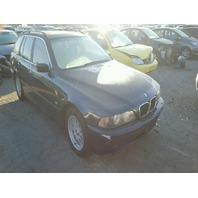 2001 525I BMW WGN 4DR/BLUE FOR PARTS