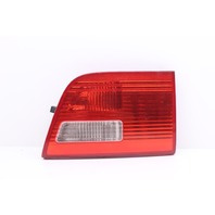 2005 BMW X5 Sport Utility E53 Left Inner Lid Mounted Tail Lamp 7164483