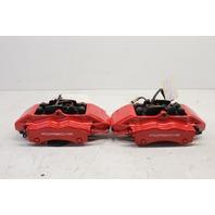 2005 2006 2007 2008 2009 Porsche 911 997 rear brake caliper pair red brembo