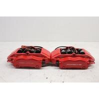2005 2006 2007 2008 Porsche Boxster Cayman S front brake caliper pair brembo