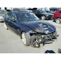 2008 Bmw 328i 4dr blue hit front for parts