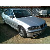 1999 BMW 328i Sedan Silver