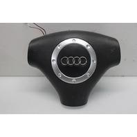 2002 Audi TT Quattro Convertible Base 1.8t Gas Steering Wheel Airbag 8N0880201E