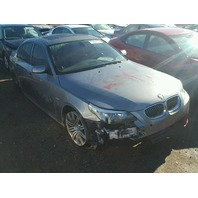 2008 BMW 550I Sedan 4Dr Grey Damage Right Front For Parts