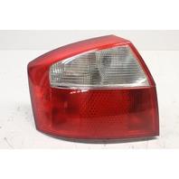 2003 Audi A4 Quattro Sedan Base 1.8t Gas Driver Left Tail Light Lamp 8E0945095B